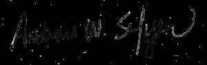Andrew Safyer Signature